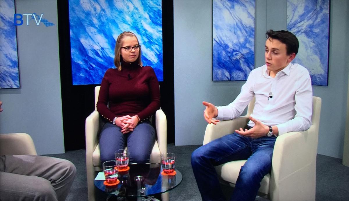 campusTV vom 28. bis 30. Januar 2017 auf SwisscomTV