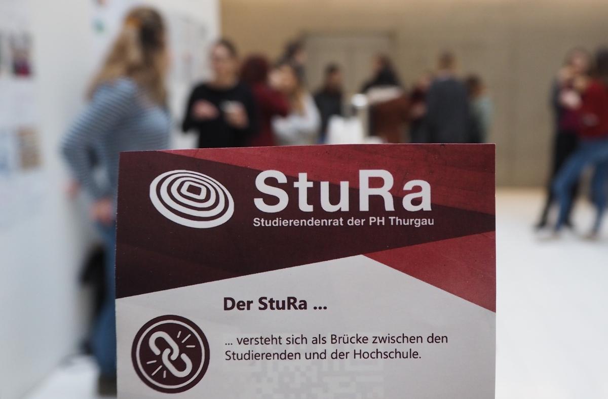 Dipl.-Magazin: Der StuRa an der PHTG (004)